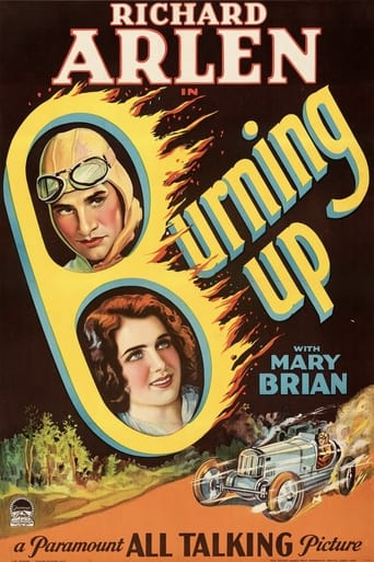Poster of Burning Up