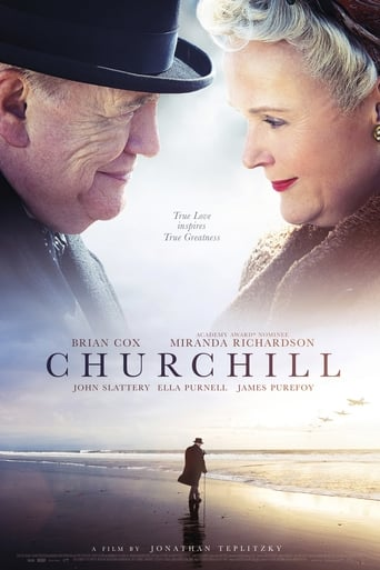 How old was Ella Purnell in Churchill