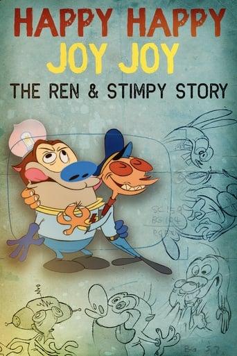 Poster of Happy Happy Joy Joy: The Ren & Stimpy Story
