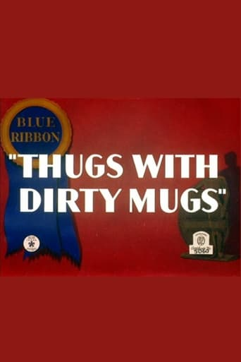 Poster of Thugs with Dirty Mugs