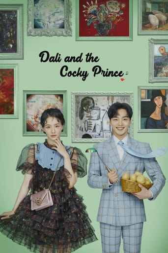 Poster of Dali and Cocky Prince
