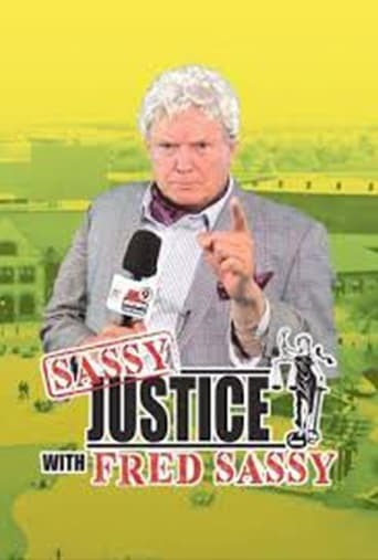 Poster of Sassy Justice