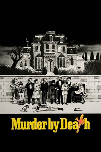 Poster of Murder by Death