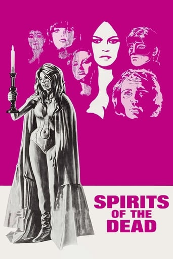 Poster of Spirits of the Dead