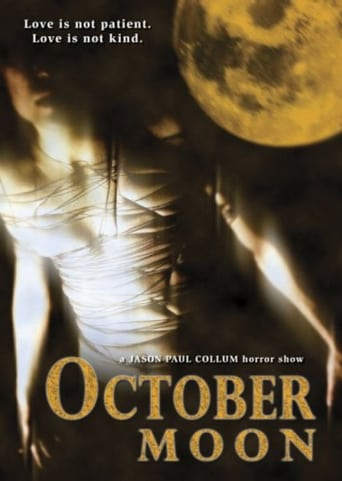 Poster of October Moon