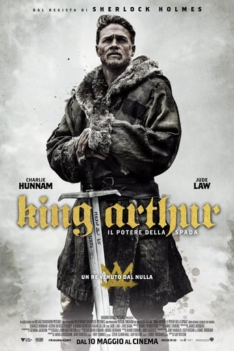 Poster of King Arthur - Il potere della spada