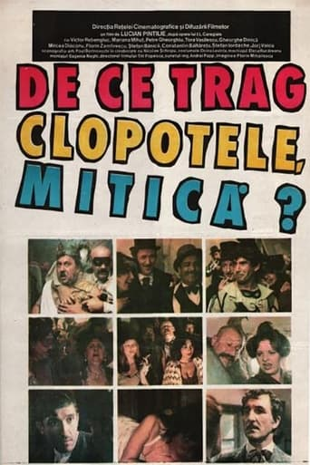 Poster of Why Are the Bells Ringing, Mitica?
