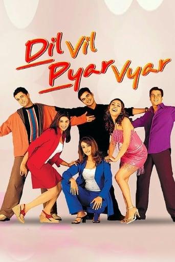Poster of Dil Vil Pyar Vyar