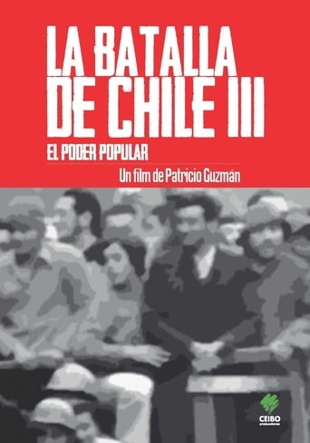 The Battle of Chile: Part III