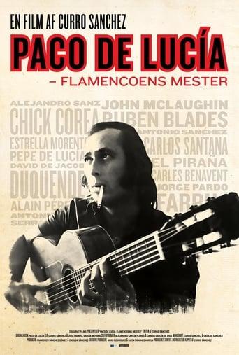 Poster of Paco de Lucía: la búsqueda
