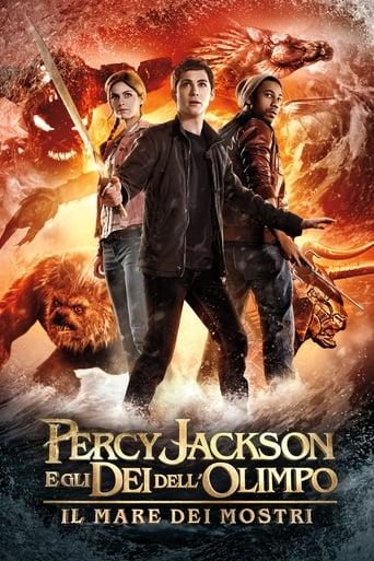 Poster of Percy Jackson e gli Dei dell'Olimpo - Il mare dei mostri