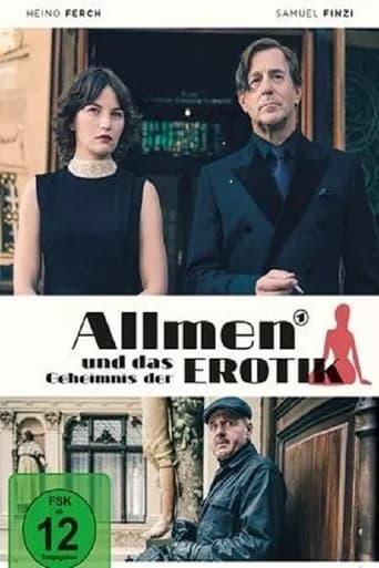 Poster of Allmen und das Geheimnis der Erotik