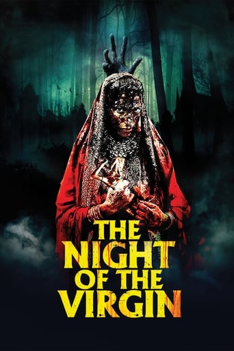 Poster of The Night of the Virgin