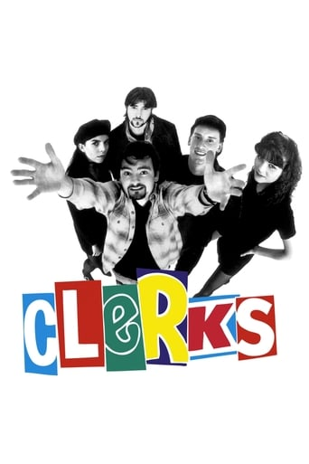 Poster of Clerks