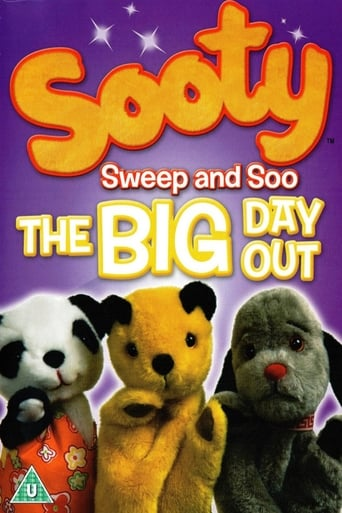 Poster of Sooty: The Big Day Out