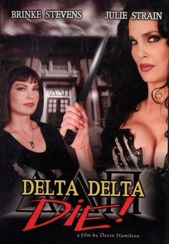 Poster of Delta Delta Die!