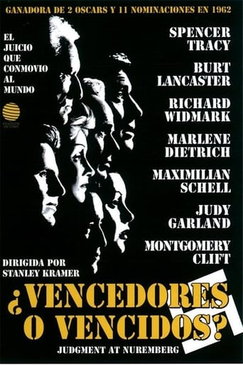 an analysis of the topic of judgement at nuremberg Judgment at nuremberg is a 1961 american courtroom drama film directed by stanley kramer , written by abby mann and starring spencer tracy , burt lancaster , richard widmark , maximilian schell , werner klemperer , marlene dietrich , judy garland , william shatner , and montgomery clift.