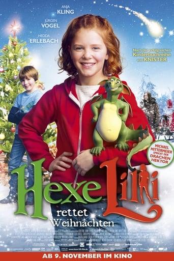 Filmplakat von Hexe Lilli rettet Weihnachten