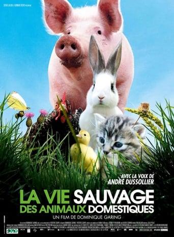 Poster of La vie sauvage des animaux domestiques