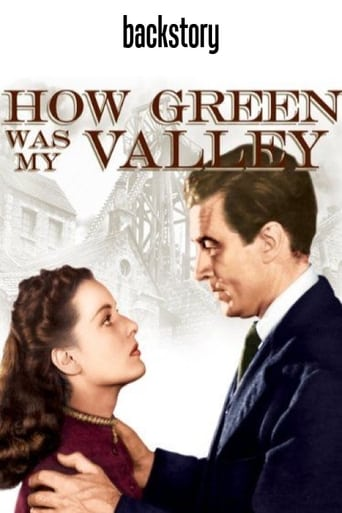 Poster of Backstory: How Green Was My Valley