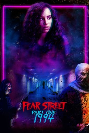 Poster of Fear Street: 1994