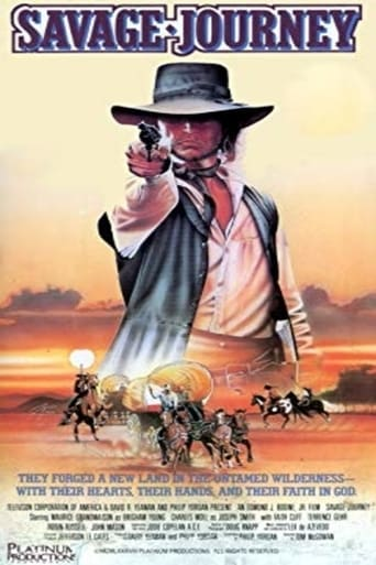 Poster of Savage Journey
