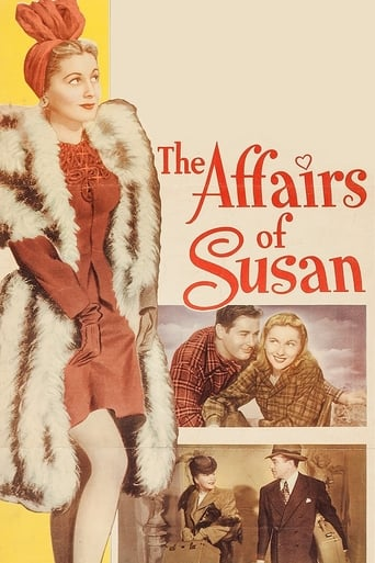 Poster of The Affairs of Susan