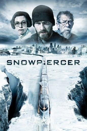 Filmplakat von Snowpiercer