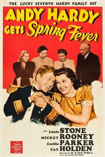 Poster of Andy Hardy Gets Spring Fever