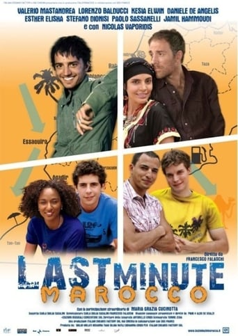 Poster of Last Minute Marocco