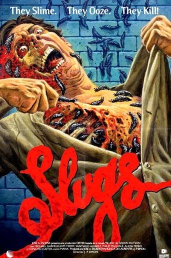 Poster for Slugs, muerte viscosa