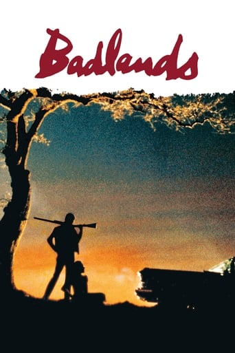 Poster of Badlands
