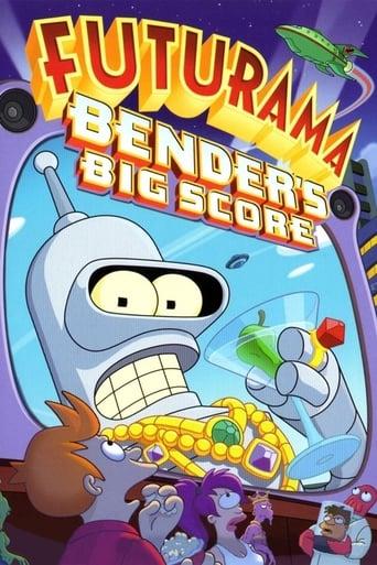 Poster of Futurama: Bender's Big Score