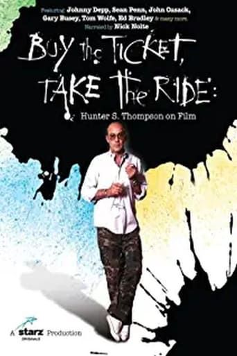 Poster of Buy the Ticket, Take the Ride