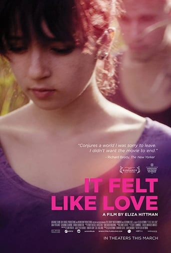 Poster of It Felt Like Love