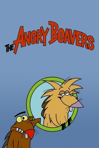 Poster of The Angry Beavers