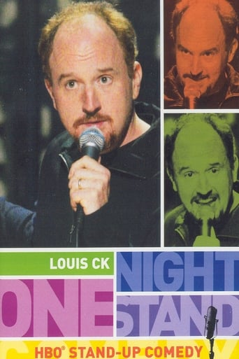 Poster of Louis C.K.: One Night Stand