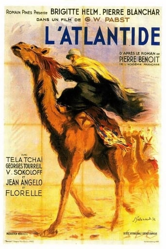 Poster of L'Atlantide