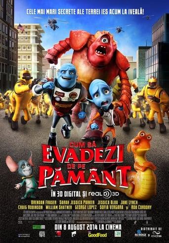 Poster of Cum să evadezi de pe Pământ