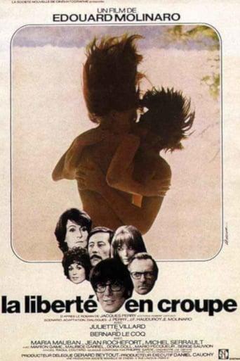 Poster of La Liberté en croupe