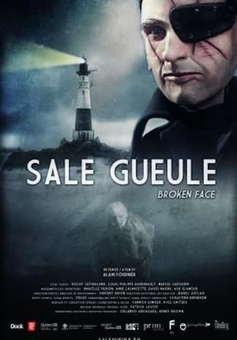 Poster of Sale Gueule