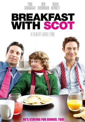 How old was Tom Cavanagh in Breakfast With Scot