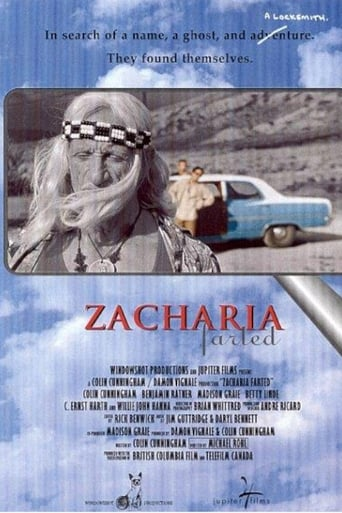 Poster of Zacharia Farted