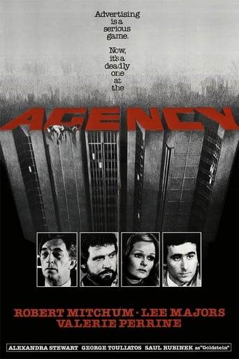 Poster of Agency