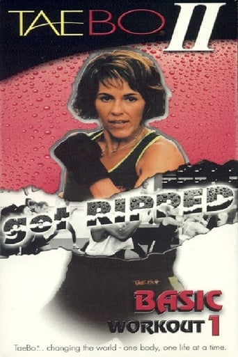 Poster of TaeBo II: Get Ripped - Basic 1 Workout