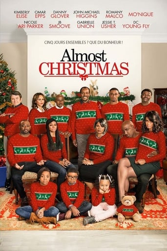 Image du film Almost Christmas