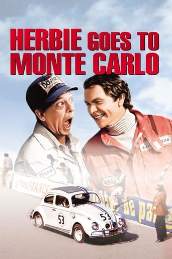 Poster of Herbie Goes to Monte Carlo