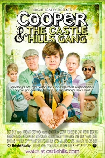 Poster of Cooper and the Castle Hills Gang