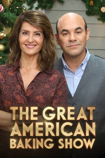Poster of The Great American Baking Show