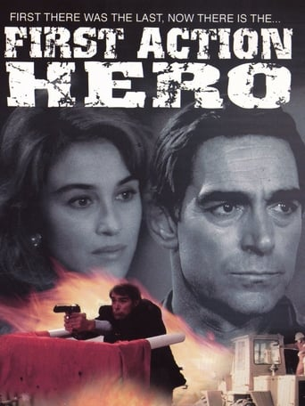 Poster of First Action Hero
